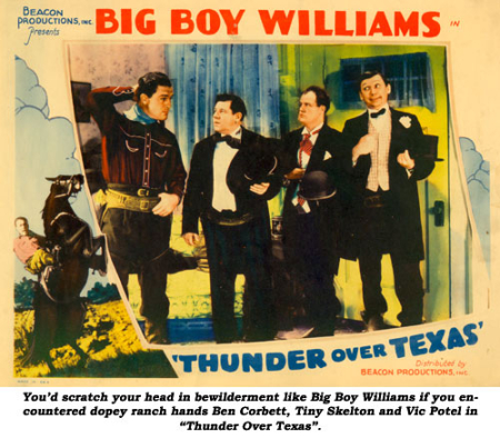 Thunder Over Texas 1934 b