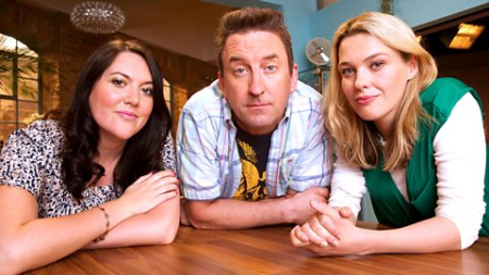 Not going out series 7 cast