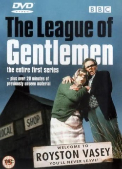 The league of gentlemen series 1 DVD