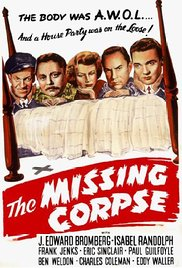 The missing corpse poster posted 2017