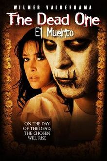 The dead one_elmuertoposter