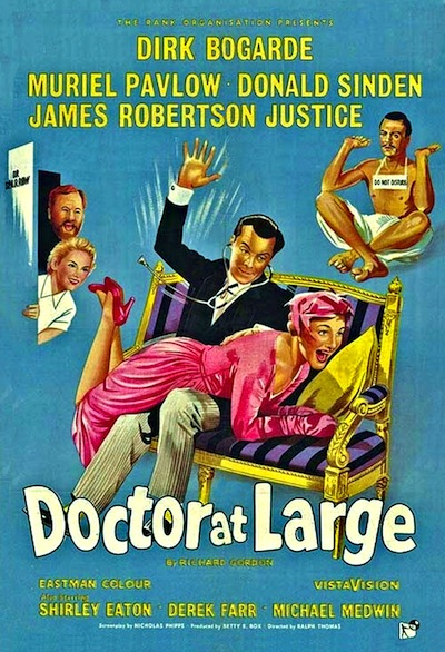 Doctor_at_Large_poster