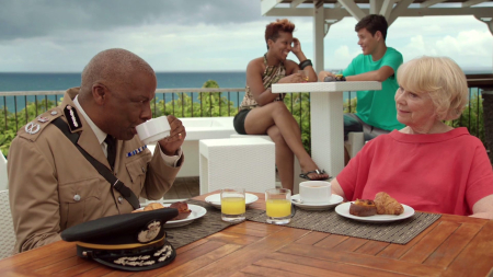 Death in paradise Don Wendy