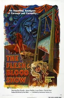 The flesh and blood show bouray