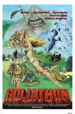 Goloathon poster