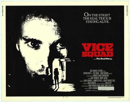 Vice squad poster hor
