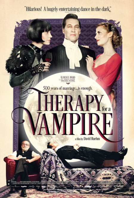 Therapy for a vampire 2014