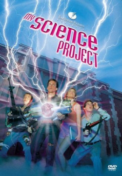 My science project dvd