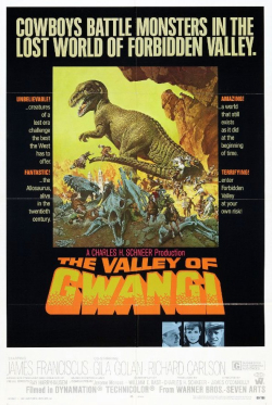 The valley of Gwangi poster-001