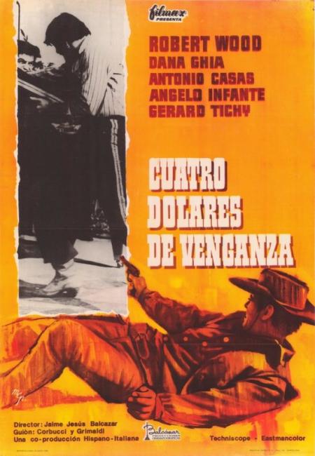 Four Dollars Of Revenge 1965