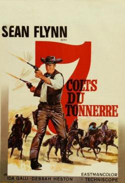 Seven Guns For Timothy 1966