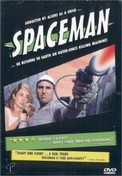 Spaceman 1997 dvd cover
