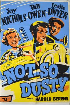 Not So Dusty 1956 a
