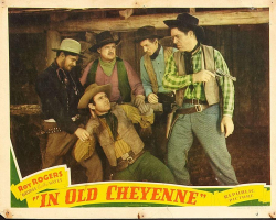 In Old Cheyenne 1941 e