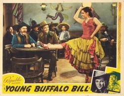 Young Buffalo Bill - lc 2 550