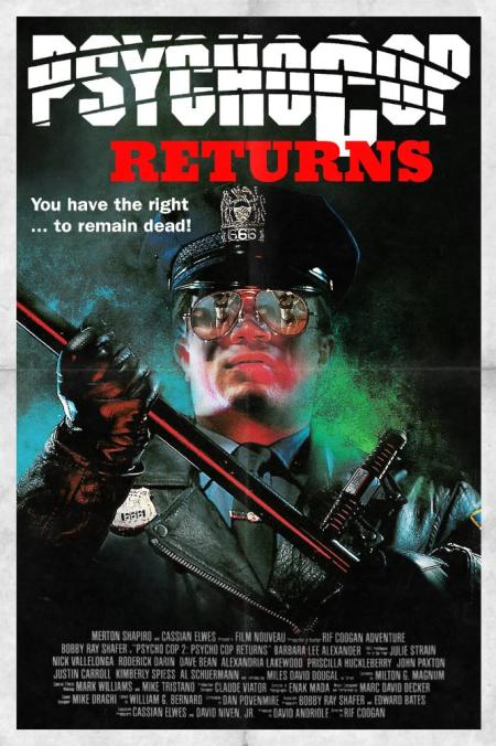 Psycho Cop Returns c