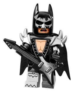 71017-2 Glam Metal Batman