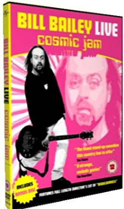 Bill bailey cosmic jam