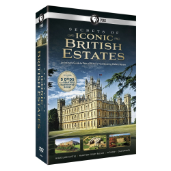Secrets Of Iconic British Estates