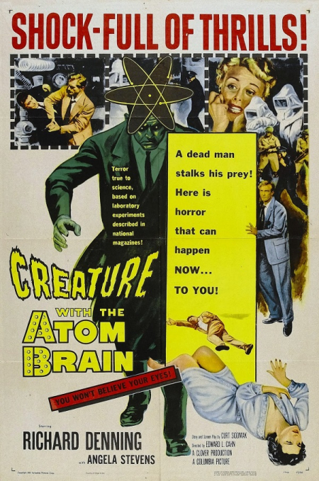 Creatre with the atom brain a