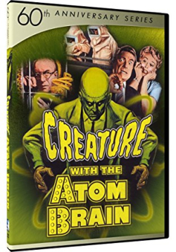 Creatre with the atom brain dvd