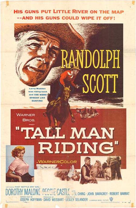 Tall Man Riding 1950 a