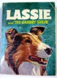 Lassie And The Shabby Sheik by George S Elrick Whitman Big Little Book 6762-001