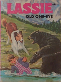 Lassie - old one eye george s elrick