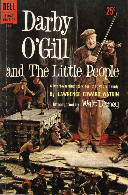Darby O'Gill And The Little People by Lawrence Edward Watkin