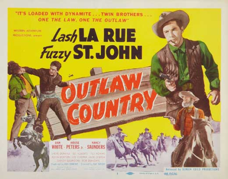 Outlaw Country 1949