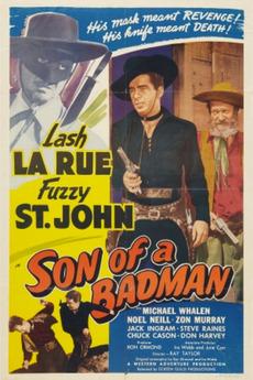 Son Of A Badman 1949 a