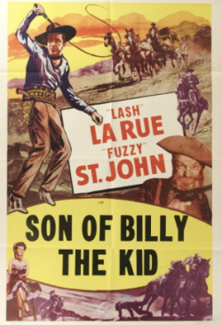 Son Of Billy The Kid 1949 a