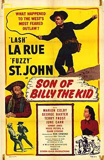 Son Of Billy The Kid 1949 b