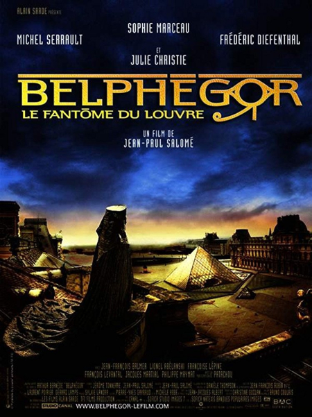 Belphegor  Phantom of the Louvre a