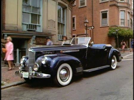 Banacek's 1942 Packard.2-1