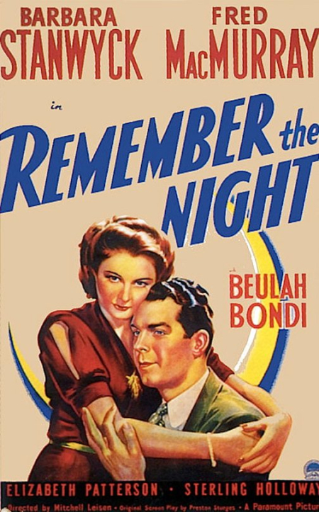 Remember the night 1940