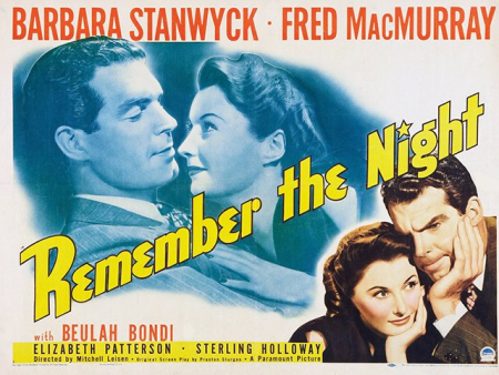 Remember the night 1940 aa