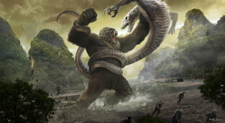 Kong skull island a
