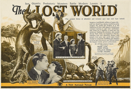 The lost world 1925 c