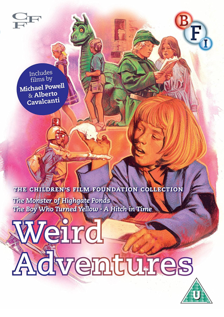 Weird adventures dvd