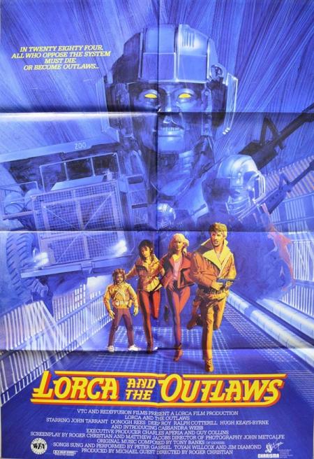 Starship 1984