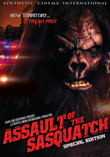 Assault Of The Sasquatch 2009 b