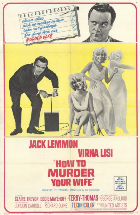 How To Murder Your Wife 1965 a
