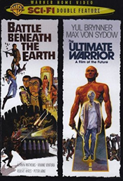 Battle beneath the earth - the ultimate warrior dvd