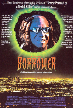 The borrower 1991