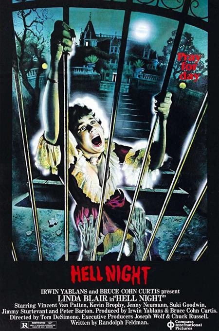 Hellnight 1981 poster