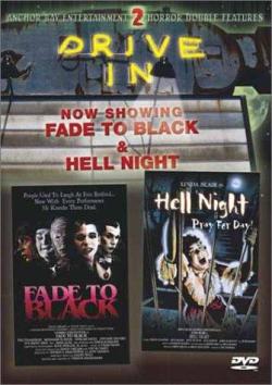 Fade to black - hellnight DVD