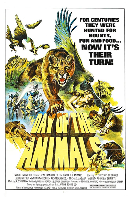 The day of the animals 1977