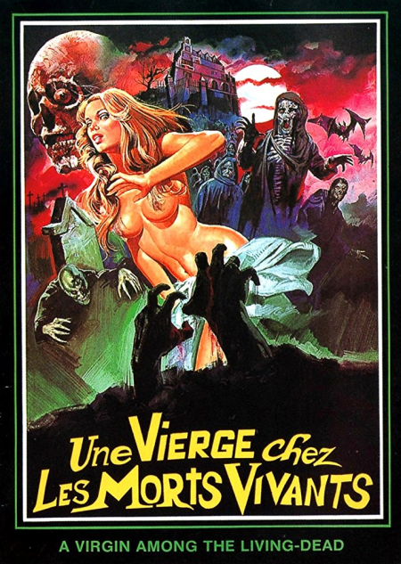 A virgin among the living dead 1973
