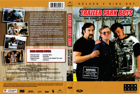 Trailer park boys sixth season